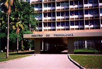 Parque Tecnológico da UFRJ. Foto: Acervo UFRJ / Google