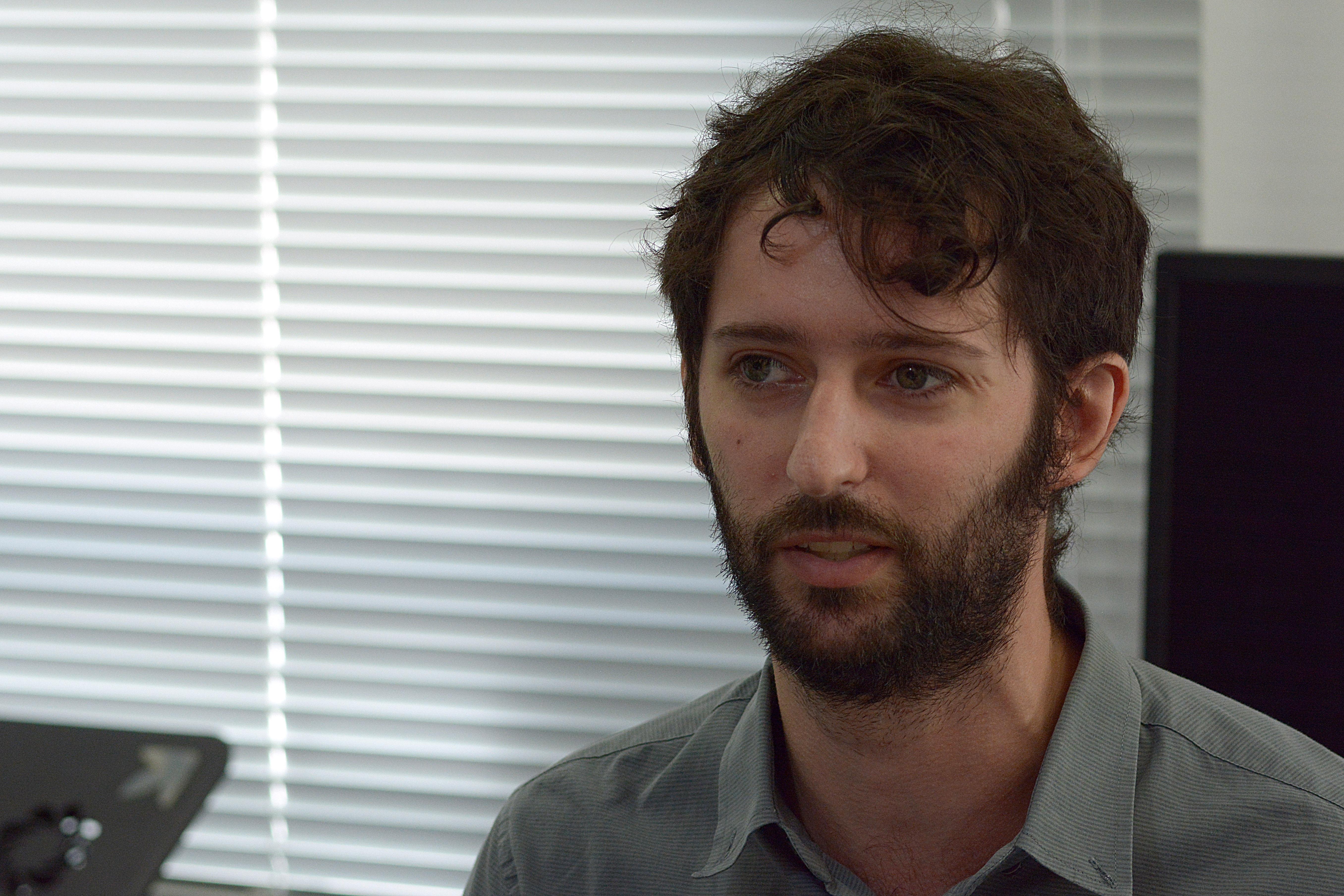 Guilherme Vianna pesquisou sobre o tempo de deslocamento casa-trabalho na RMRJ. Foto: Publius Vergilius