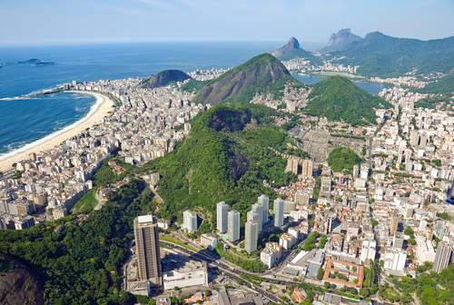 Região Metropolitana do Rio de Janeiro. Foto: Divulgação / Google